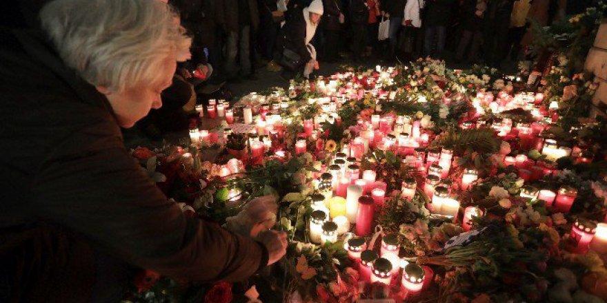 Berlin'de Terör Kurbanları Anıldı