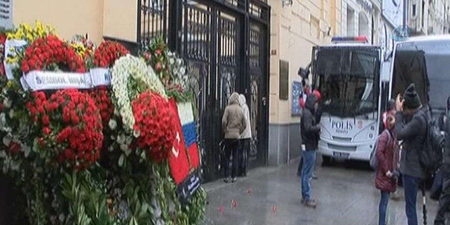 CHP İstanbul İl Yönetiminden Rus Konsolosluğuna Taziye