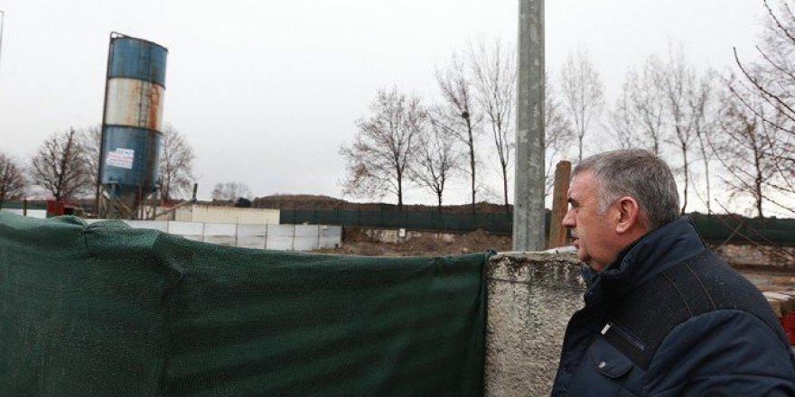 Şehit Ve Gaziler Derneği'nin Yeni Hizmet Binasında Çalışmalar Başladı