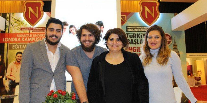 Ankara'da Eğitim Fuarı Günleri Başladı