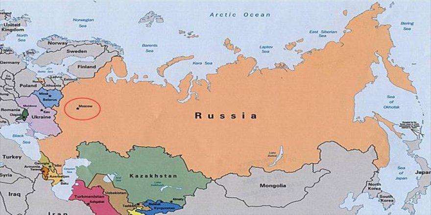 Moskova'da 3 tren istasyonuna bomba ihbarı
