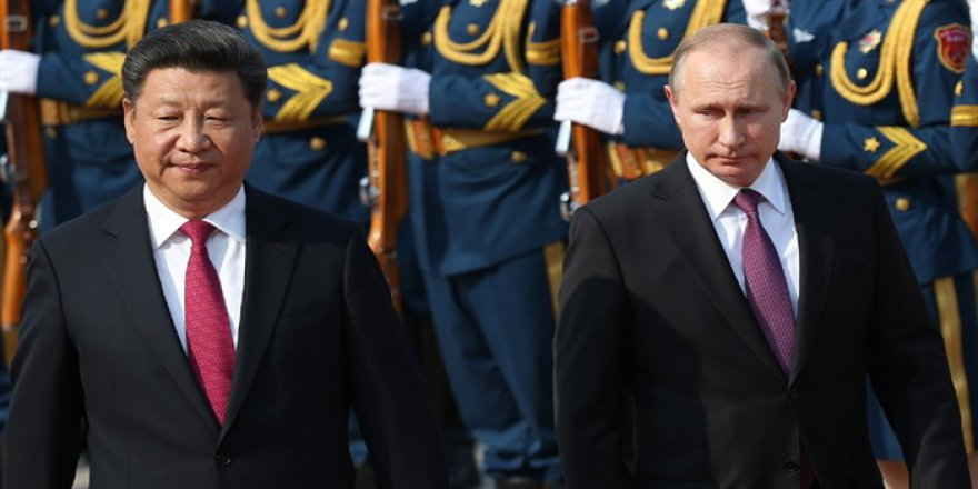 Çin'den Rusya'ya Taziye Mesajı