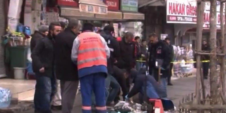 Ulucanlar Caddesi üzerinde bomba alarmı