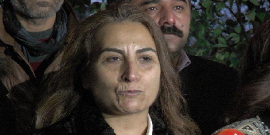 Aysel Tuğluk Gözaltına Alındı