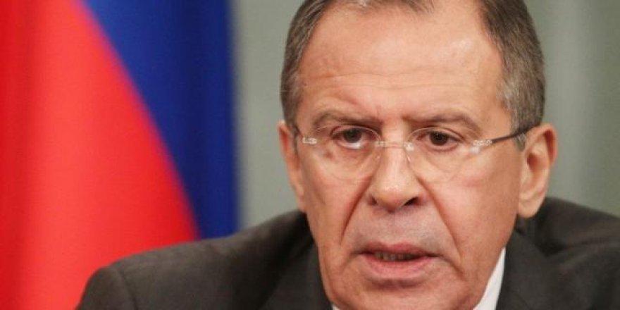 Lavrov'dan kritik Türkiye - Rusya açıklaması