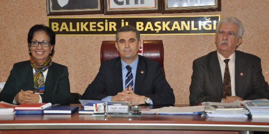 CHP'li Ender Biçki'den hükümete asgari ücret önerisi
