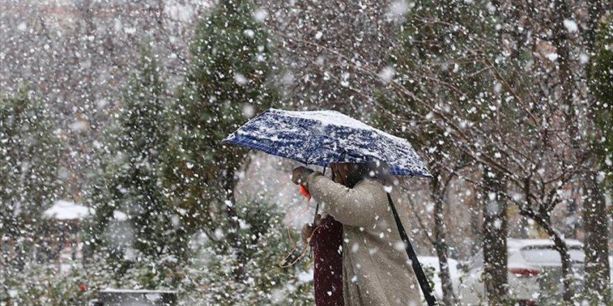 Ankara için kar yağışı uyarısı!