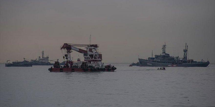 Düşen Rus uçağının 2.kara kutusu bulundu