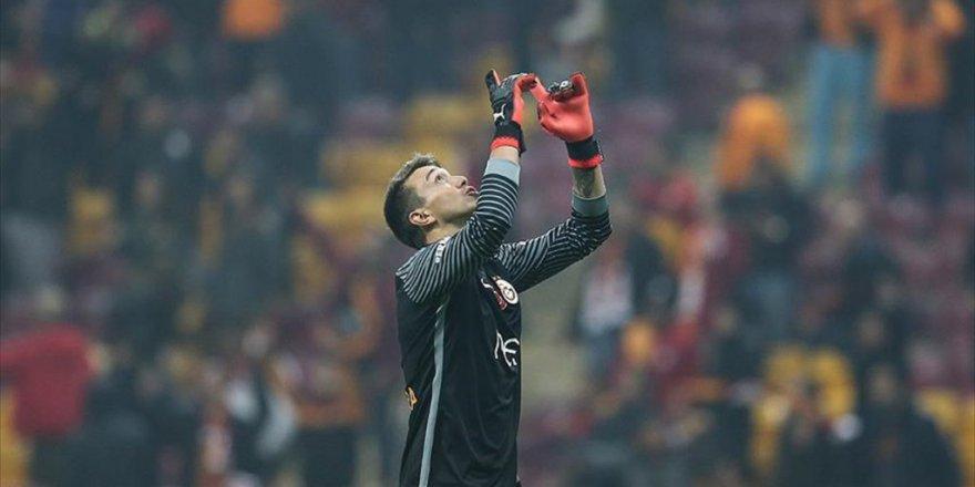 Galatasaray'ın vazgeçilmezi bu sezon da Muslera oldu