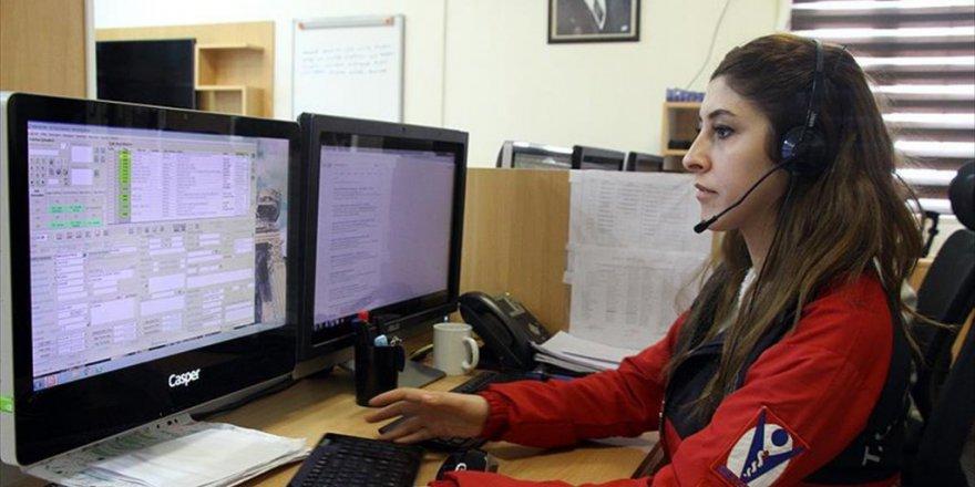 SAKOM ekipleri Zorlu görevlerde koordinasyonu sağlıyorlar