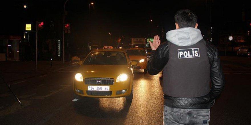 İstanbul'da Yeditepe Huzur adı verilen uygulama gerçekleştirildi