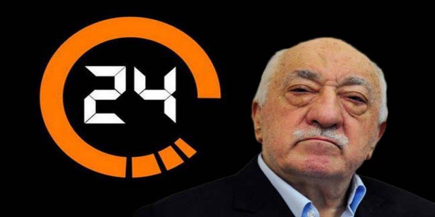 Fethullahçı Hainler 24 TV'nin kanalını kapattırdı