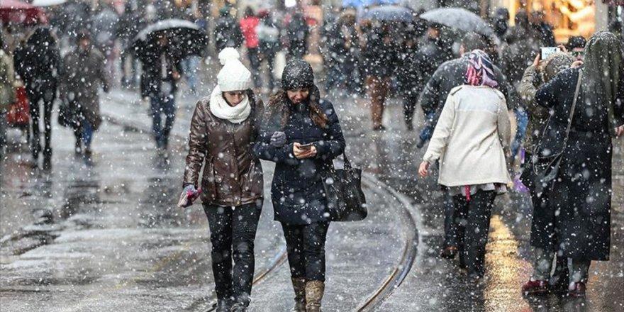 İstanbul'da hava durumu nasıl olacak? Kar ne zaman