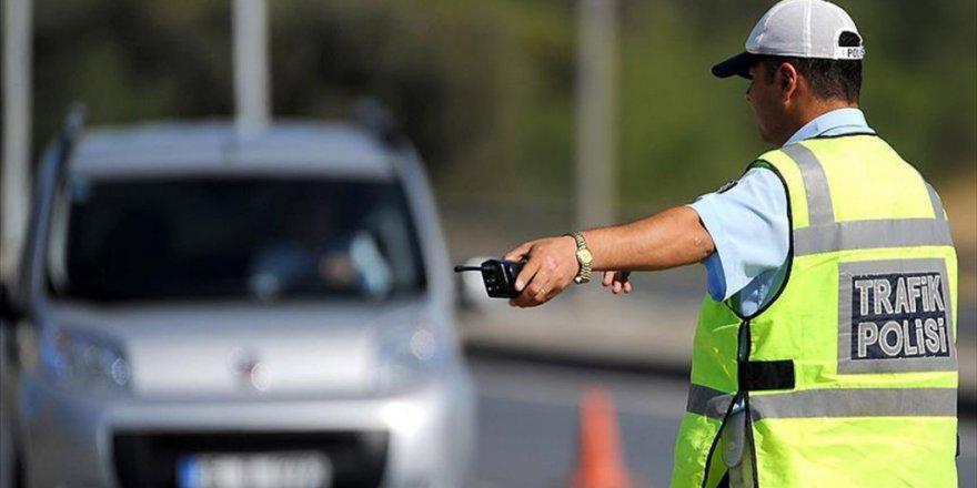 1 Ocaktan'tan itibaren Trafik cezalarında zamlı tarife başlıyor
