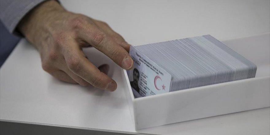 'Çipli kimlik' başvuruları 2 Ocak'ta başlıyor