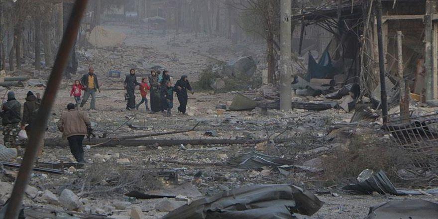 Suriyeli Muhaliflerden Ateşkes İhlalleri Uyarısı