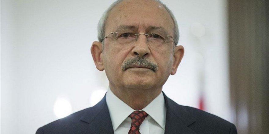 Kılıçdaroğlu 'Terör Örgütleri Amaçlarına Ulaşamayacak'