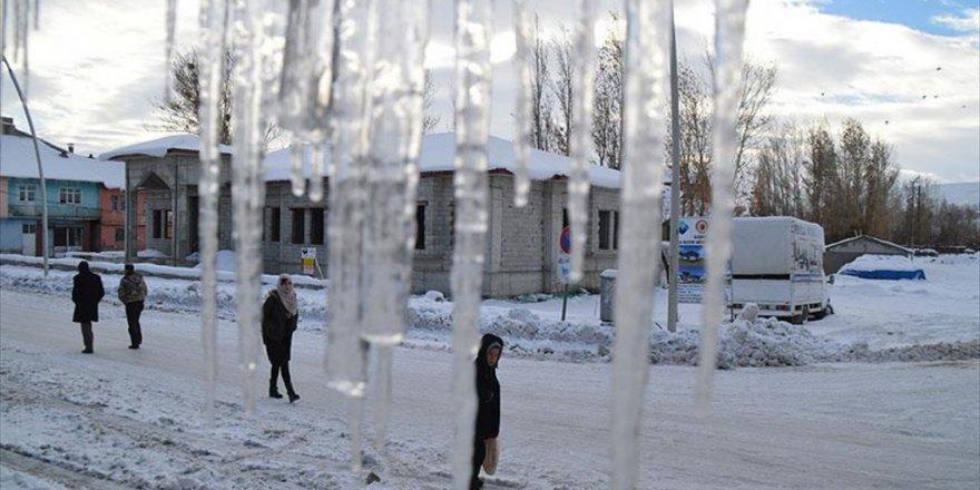 Meteorolojiden 5 İl İçin Buzlanma Ve Don Uyarısı