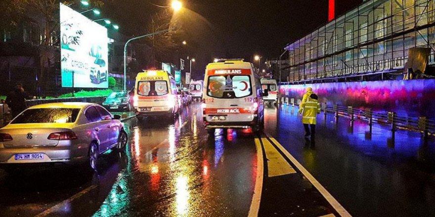 İstanbul'daki Terör Saldırısına Dünyadan Tepkiler