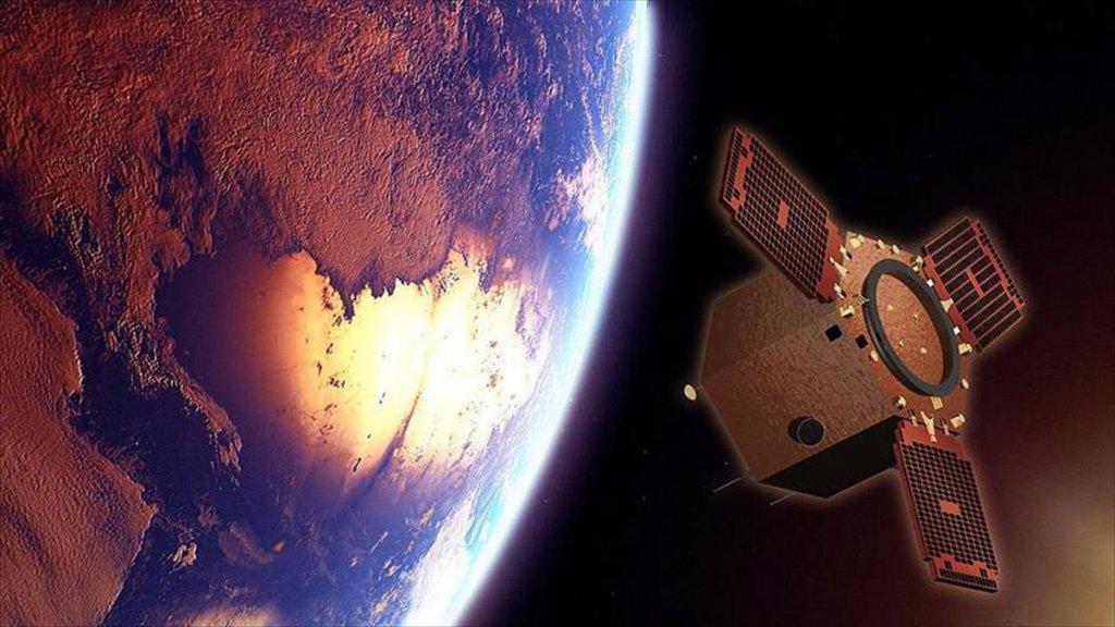 Çin Telekomünikasyon Uydusunu Fırlattığını açıkladı