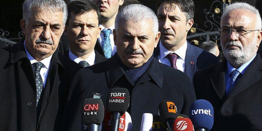 Binali Yıldırım'dan CHP'ye ihanet cevabı