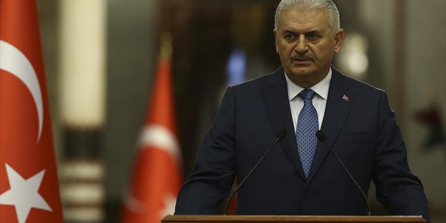 Binali Yıldırım Türkmeneli Tv'ye konuştu