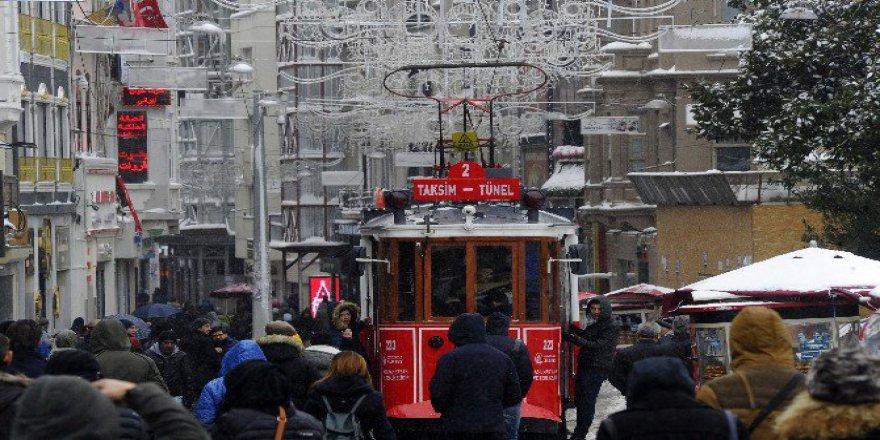 Taksim'den Kartpostallık Görüntüler