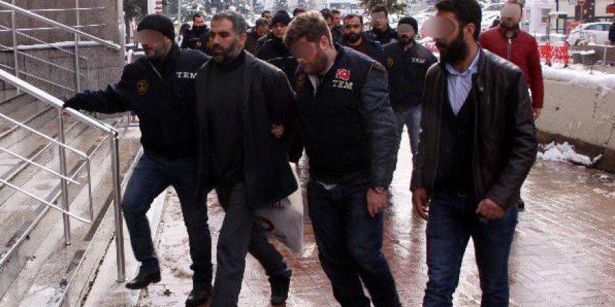 Kocaeli'de Tutuklanan 3 Terörist Ortalığı Kana Bulayacaktı