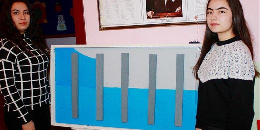 Kırşehir'de İkizler Ödüllü Tasarruf Projesi üretti