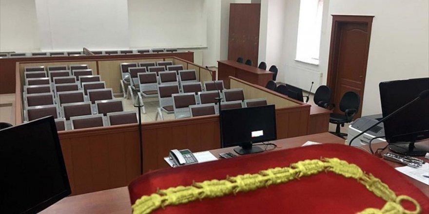 Kahramanmaraş'ta FETÖ'den tutuklamalar