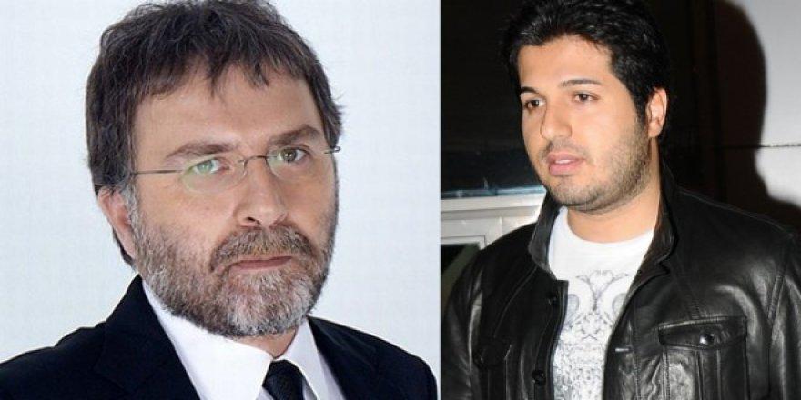 Ahmet Hakan'a Rıza Sarraf'a hakaret cezası