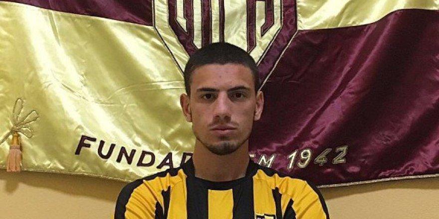 Fenerbahçeli Eski Oyuncu Merih Demiral Dünya Devinde