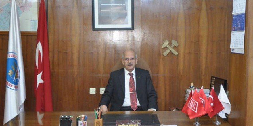 TTK Genel Müdür Yardımcısı Mustafa Şimşek Görevinden Alındı