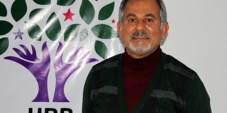 HDP'nin Asker Kökenli Tek Milletvekili Adayı Hasan Sarı Gözaltına Alındı