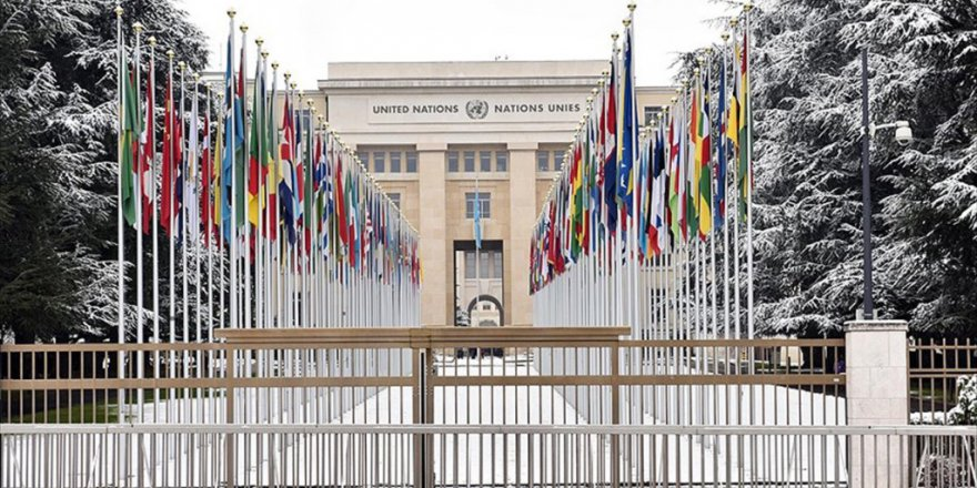 Kıbrıs Haritaları BM'nin Çelik Kasasında