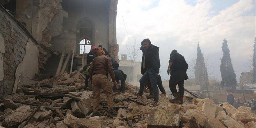 Esad Halep'i Vurdu: 8 Ölü, 11 Yaralı