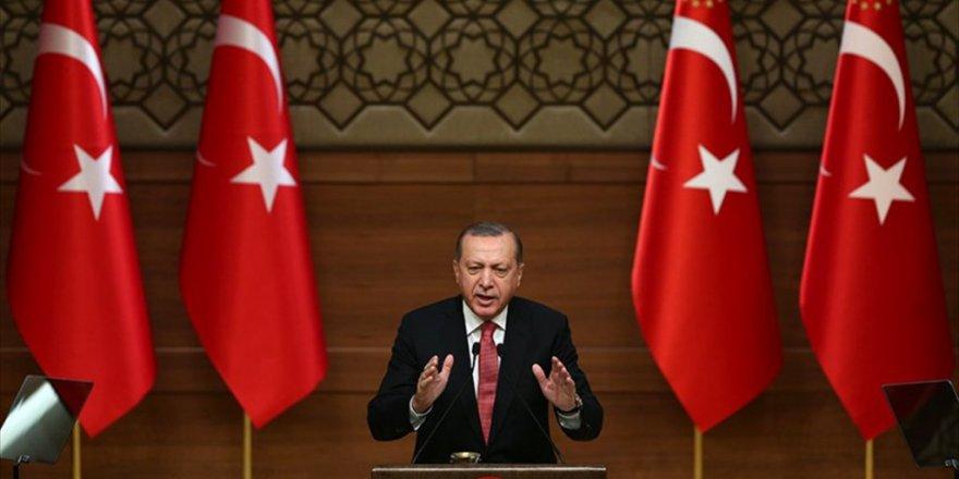 Erdoğan'dan CHP'li vekillere tepki