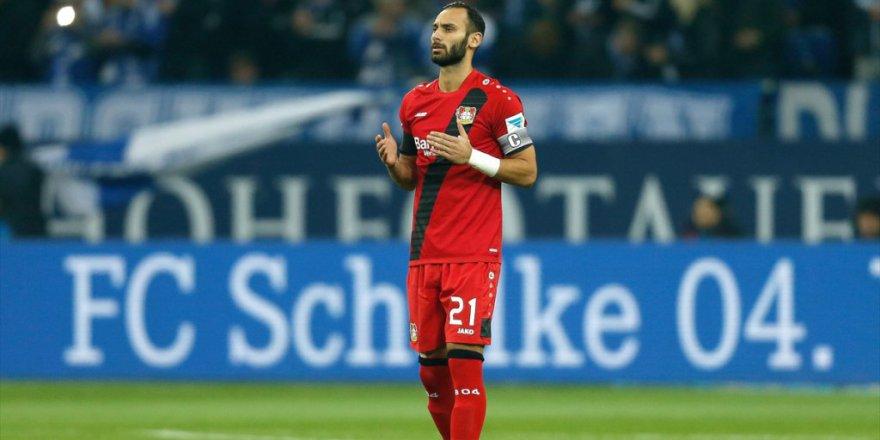 Bayer Leverkusen'de şok! Ömer Toprak'tan Ayrılık sinyali geldi