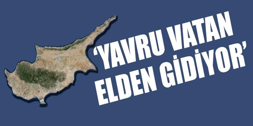 MHP'li Halaçoğlu: Yavru vatan Kıbrıs elden gitmektedir!