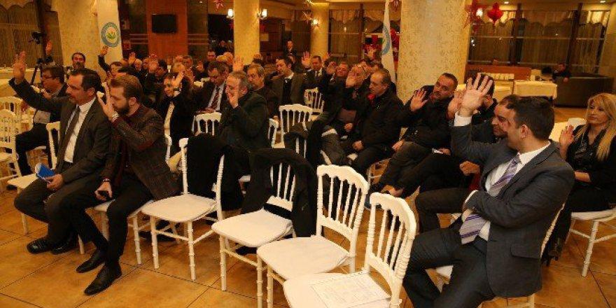 Nilüfer Belediyespor Kulübü Yeni Başkanı Muhammet Aydın