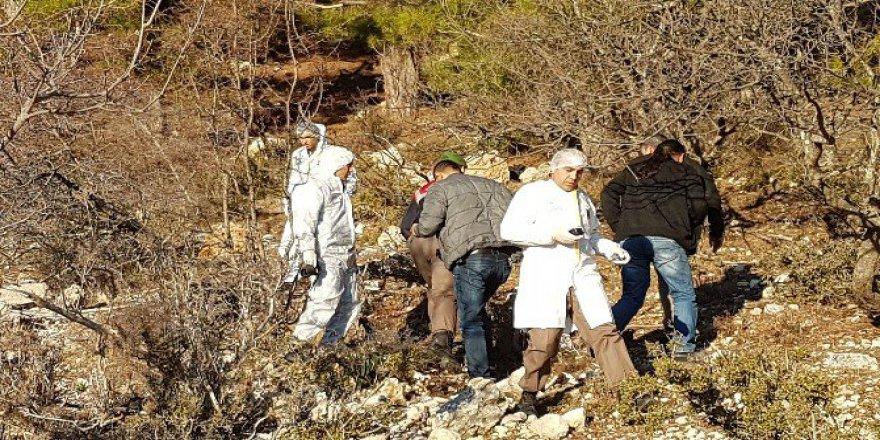 Antalya, Manavgat'ta Vahşi Hayvanlar Tarafından Parçalanmış Erkek Cesedi Bulundu