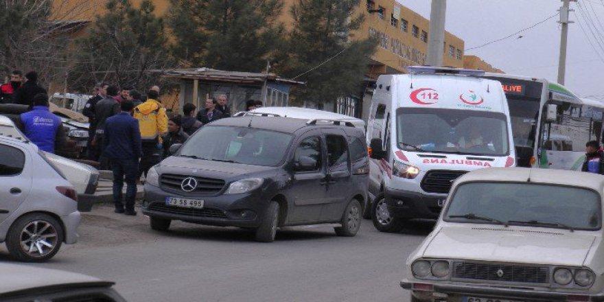 Şanlıurfa'da Esnafın Park Kavgasında Silahlar Konuştu: 3 Yaralı