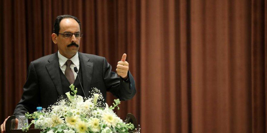 Cumhurbaşkanlığı Sözcüsü Kalın: ''Batılılar Türkleri, İstanbul'un Fethinden Dolayı Hiçbir Zaman Affetmediler''