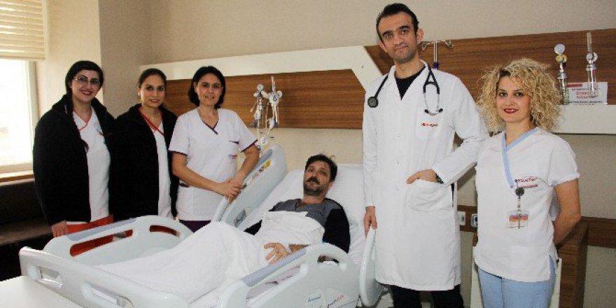 Mustafa Çağlar Erkin 50 Dakika Sonra Hayata Döndü