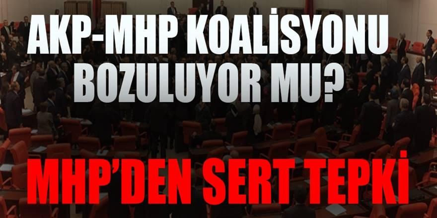 AKP'li vekilin sözlerine MHP de tepki gösterdi
