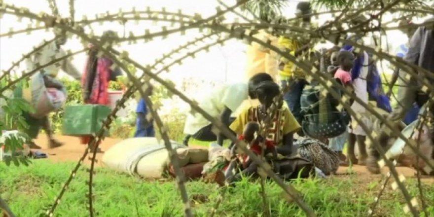 Güney Sudan karıştı! Yüzlerce ölü var