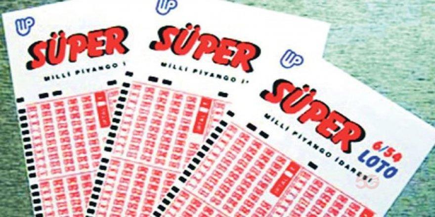 19 Ocak Süper Loto da kazandıran numaralar sonuçları