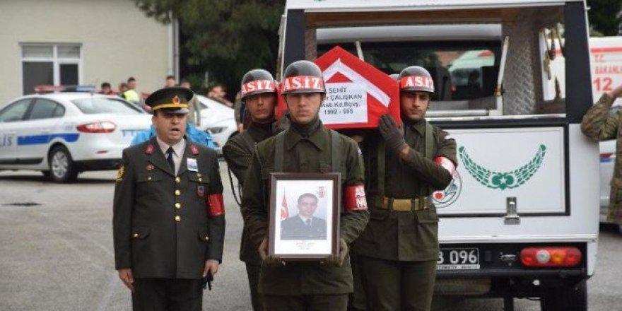 Giresun, Çaldağ Karakolu Saldırısının Faillerinden 3'ü Ölü, 1'i Yaralı Ele Geçirildi