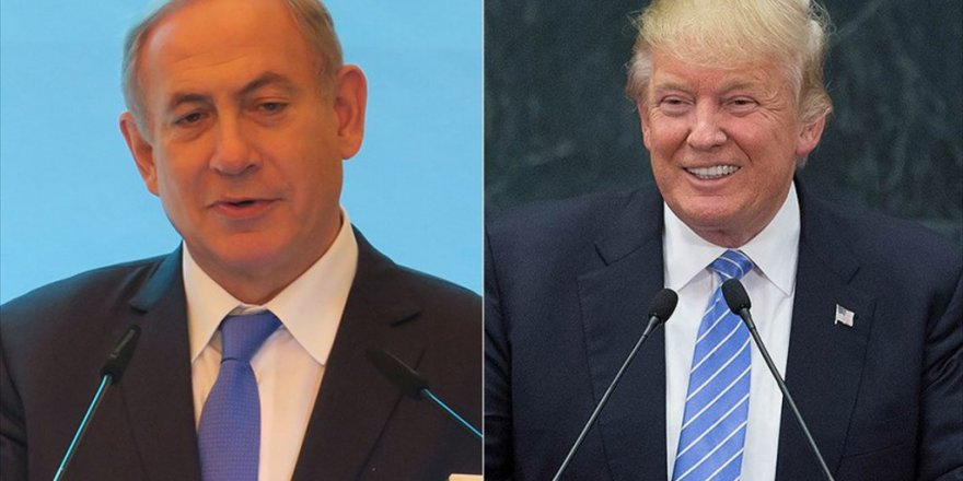 Trump Ve Netanyahu'dan flaş görüşme