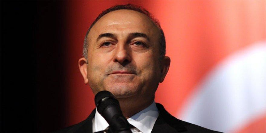 Bakan Çavuşoğlu Rus Mevkidaşı İle Görüştü